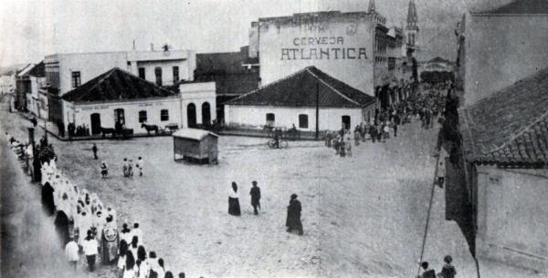Praça da Ordem 1916