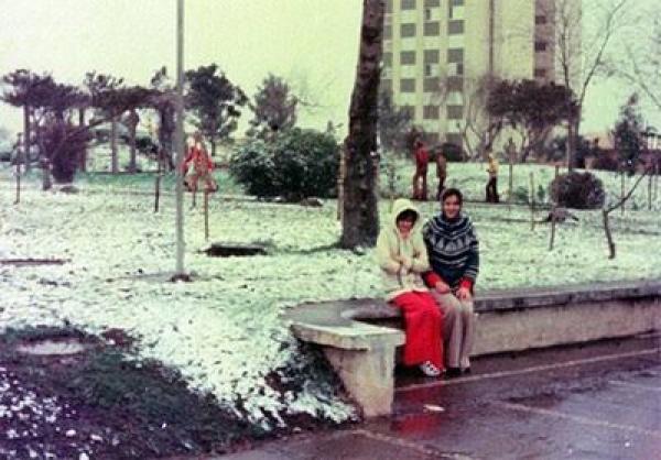 Neve de 75 em Curitiba, muito frio