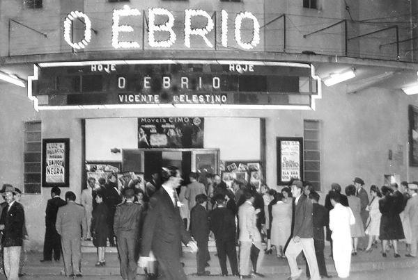 Cine Luz em 1950