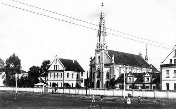 Igreja Bom Jesus 1914