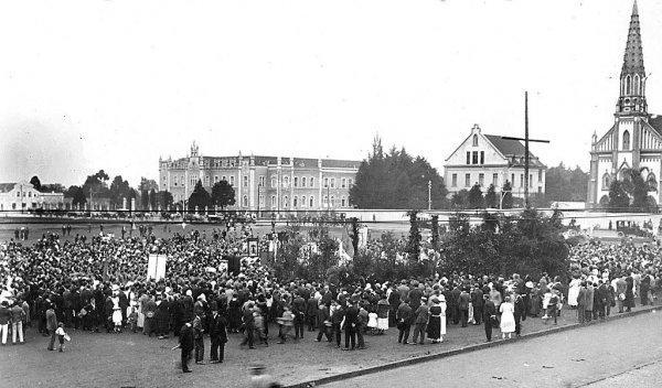 Igreja Bom Jesus em 1930