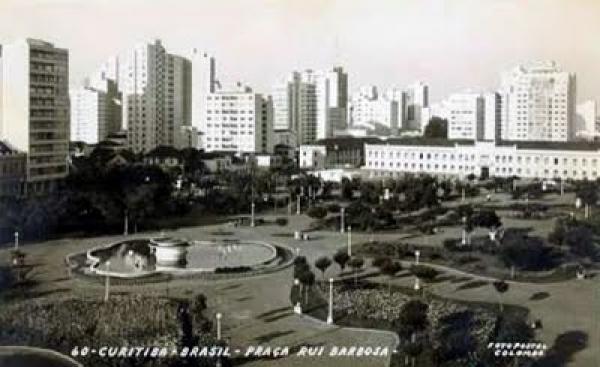 Praça Rui Barbosa - Quartel