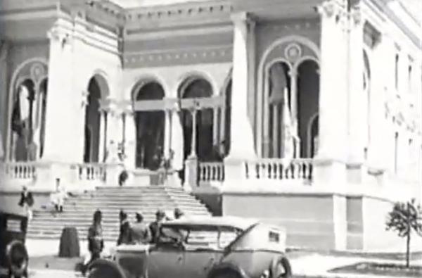 Vídeo da cidade de Curitiba Antiga e Agências da Caixa no ano de 1936