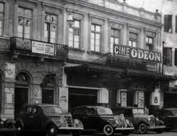 Cine Odeon década de 40
