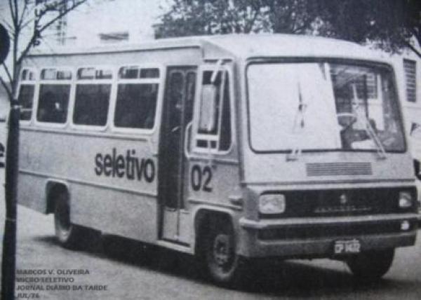 Ônibus Seletivo 1978