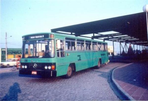 Linhas Interbairros e Estudantes  1979