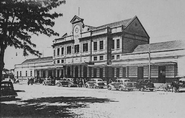 Estação Ferroviária da RFPSC