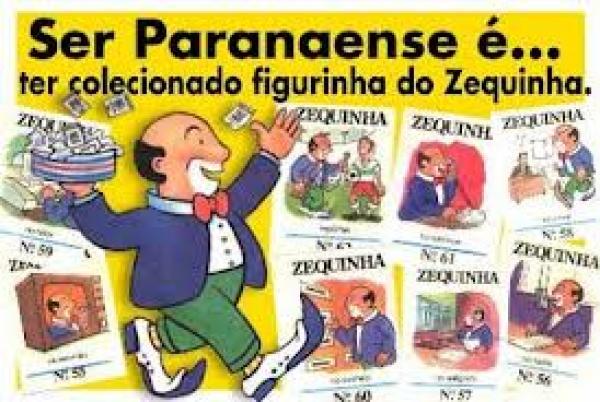 Balas Zéquinha todos colecionavam as figurinhas do Zequinha