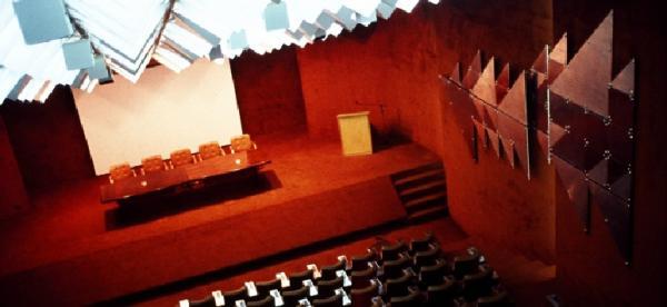 Sede Acarpa Emater em 1970 vista por dentro