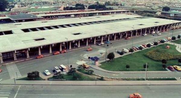 A Estação Rodoferroviária de Curitiba