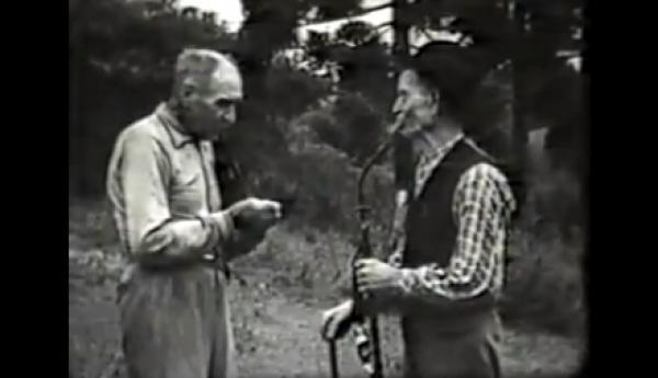 POLONESES NO PARANÁ Raro filme de  1953 Filmado em Santa Candida  Curitiba