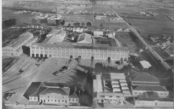 Vila Oficinas Cajuru na década de  50