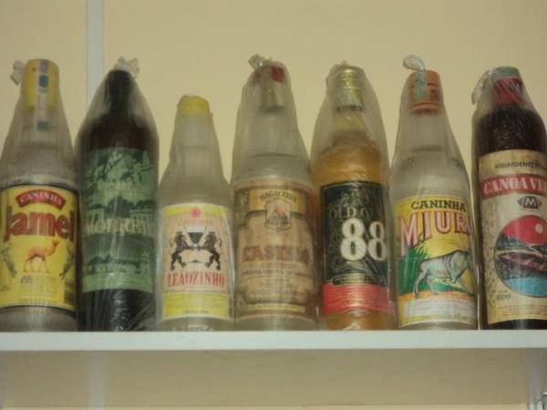 Bebidas Antigas