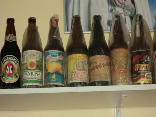 Bebidas Antigas Coleção de 1991