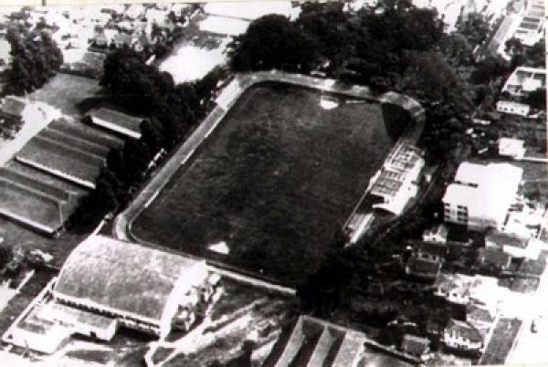 Baixada do Atlético em 1967