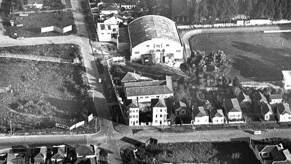 Estádio Joaquim Américo em 1958