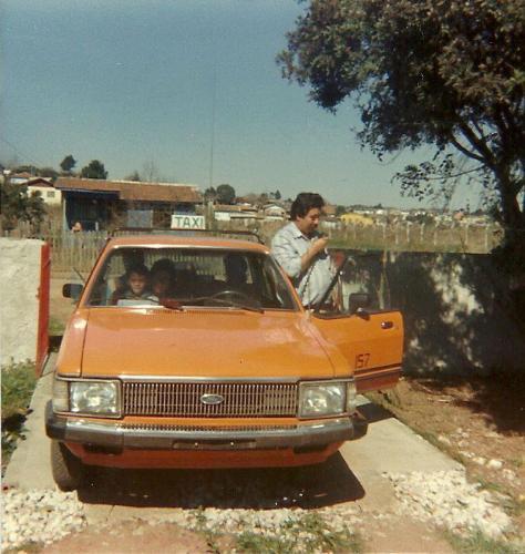Táxi Del Rey placa 157