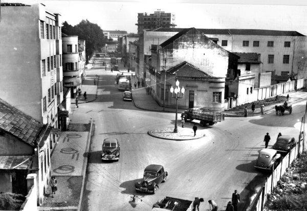 Largo Frederico Farias década de 50
