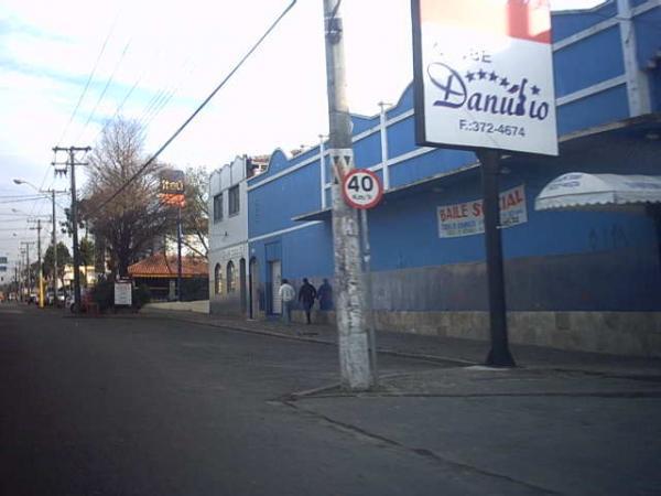 Clube Danúbio em Santa Felicidade na Avenida Manoel Ribas no ano 2004