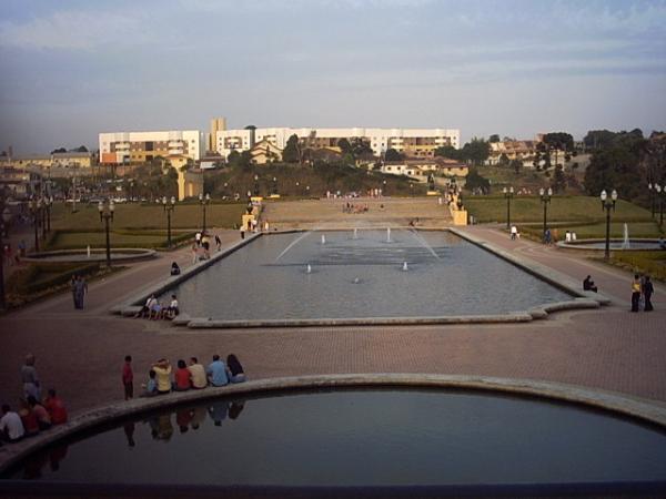 Parque Tanguá em 2005