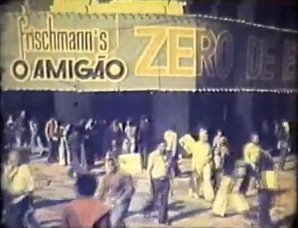 Propagandas Antigas de Curitiba Frischmanns Ótica A Especialista Restaurante Arca do Iguaçu Corpo de Baile do Teatro Guaira Lojas  Emilie