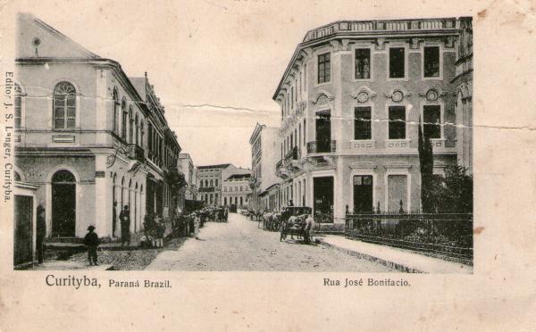 Rua José Bonifacio