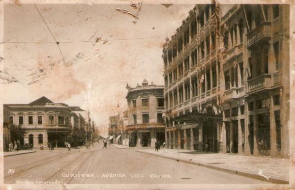 Avenida Luiz Xavier