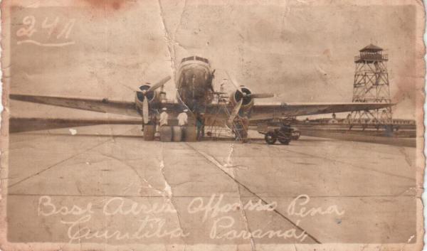Base Aérea Afonso Pena 1967