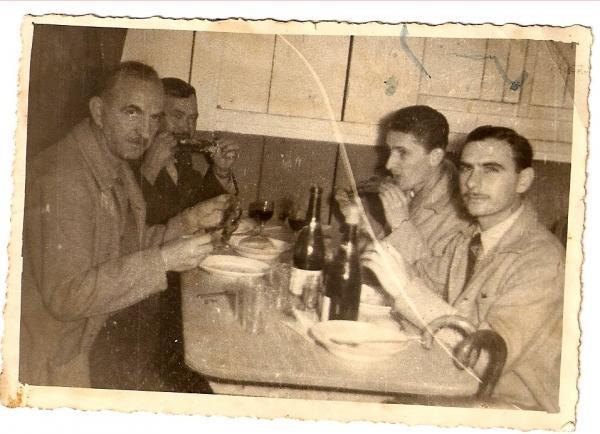 Churrascaria Cruzeiro no ano de 1950 Especialidade Costela de Ripa