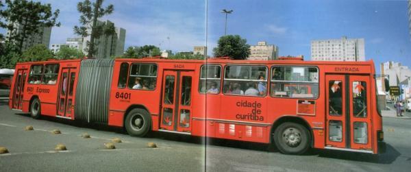 Expresso Centenário na Praça Rui Barbosa nos anos 90