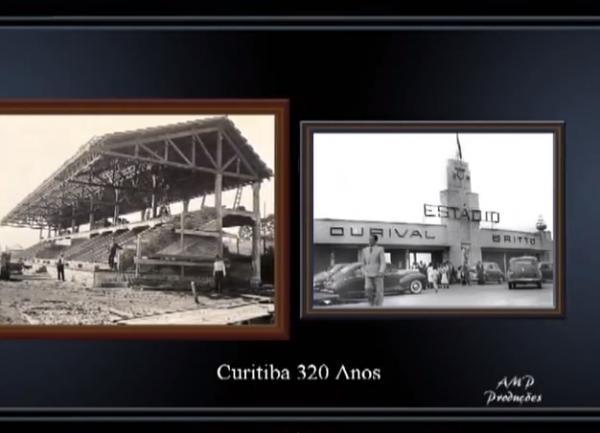 Vídeo feito pelo Pavani Amp para o  Aniversário de Curitiba 320 anos