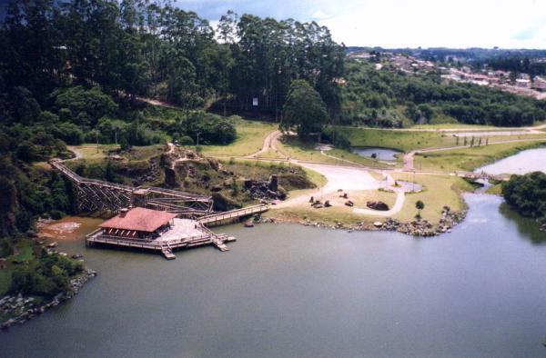 Parque Tanguá em 1999