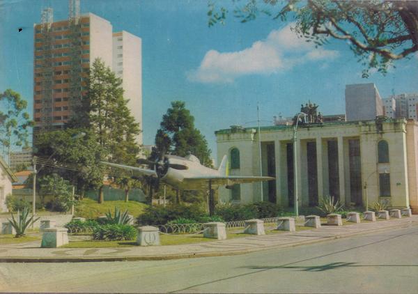 Praça do Expedicionário na década de 70