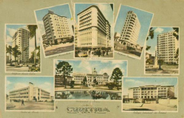 Curitiba Antigamente