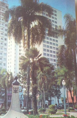 Praça Osório Antigamente