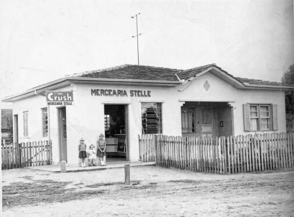 Mercearia de Guilherme A Stelle foto de 1965