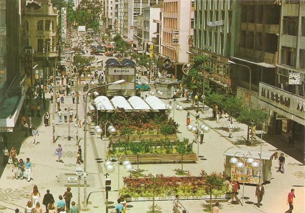 Rua das Flores Anos 70