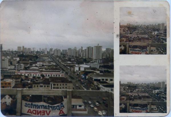 Região próximo a rodoferroviária de Curitiba a mais de 30 anos