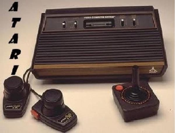 Videogame Atari sucesso dos anos 80 entre a gurizada