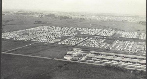 CIC – Cidade Industrial de  Curitiba no Paraná