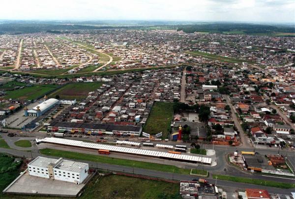 Sitio Cercado em Curitiba Paraná  – História do Bairro