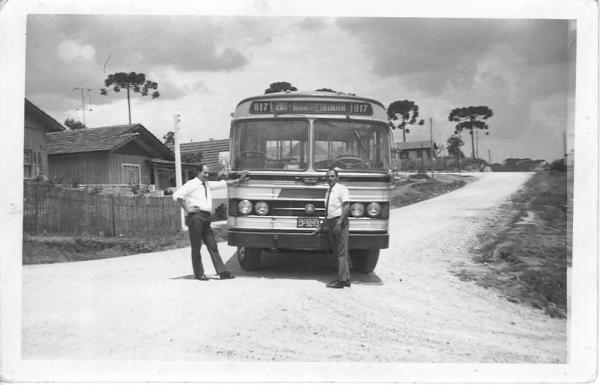 Ônibus Barreirinha Antigamente