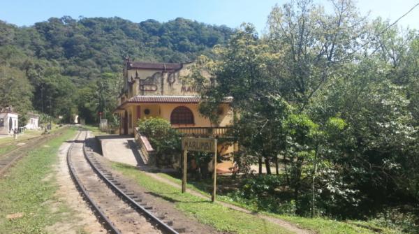 Passeio de Trem Parque Estadual do Marumbi