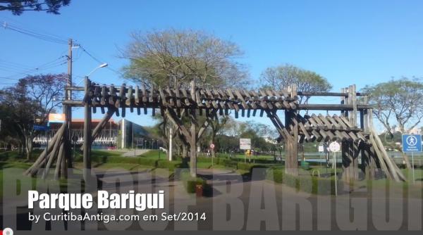 Conhecendo um pouco da história do Parque Barigui
