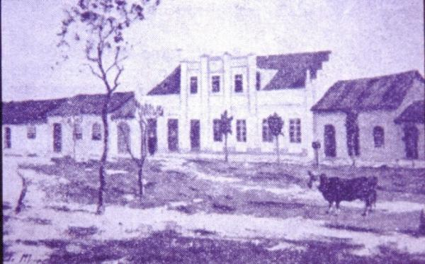 Primeira Farmácia de Curitiba