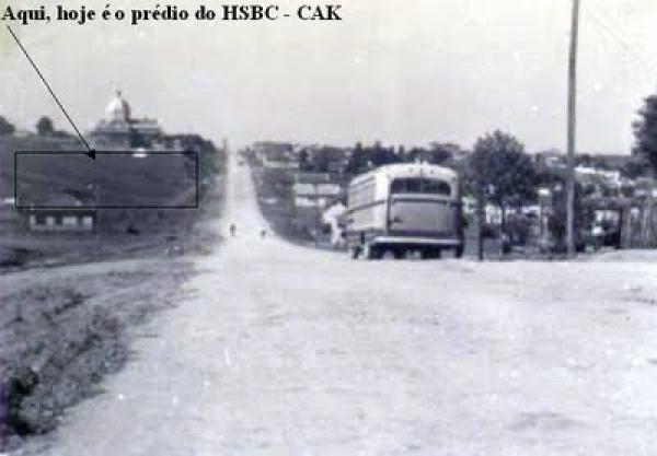 Antiga Avenida Presidente Kennedy