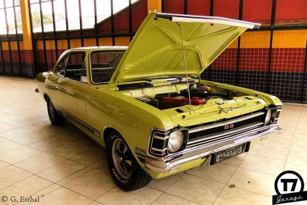 Opala Ss 1972 4100