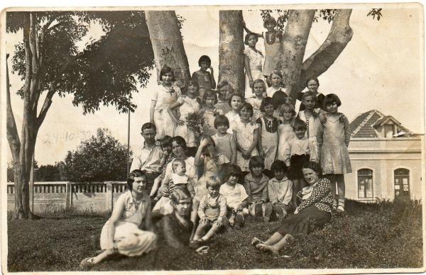 Ubaldino do Amaral e Amintas de Barros foto de 1932