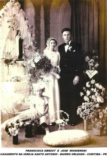 Casamento Igreja Santo Antonio Bairro Orleans Antigo