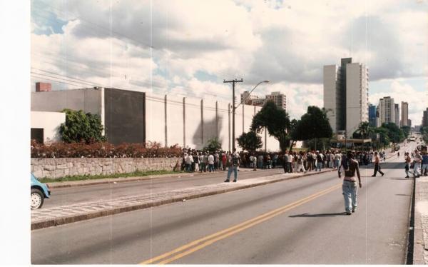 Danceteria Studio 1250 em 1997